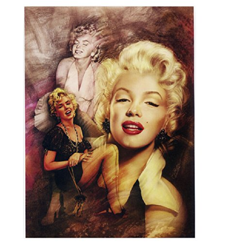 Marilyn Monroe 1000 Pieces Wood Jigsaw Puzzle for the Puzzle Lover
