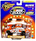 Winner's Circle - NASCAR 2000 - Sneak Preview Limited Series - Tony Stewart/Home Depot - Pontiac Grand Prix #20 (Orange) - 1999 NASCAR Cup Rookie of the Year - 1:43 Scale Replica