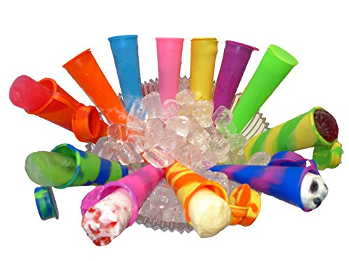Silicone Ice Pop Maker Molds