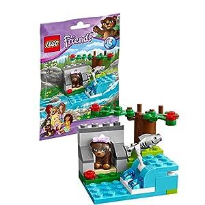 Amazon.com: LEGO® Friends Brown Bear's River 41046: Toys