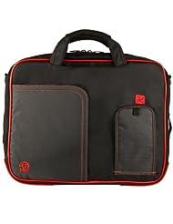 """VangoddyTM Fire Red VG Pindar Edition Durable Messenger Shoulder Bag Case For 13.3"""" Apple MacBook Pro 13.3 Inch..."""