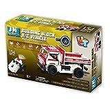 UniBlock Remote Controlled Dump Truck Building Block RC Vehicles Compatible With Lego Bricks (Dump T