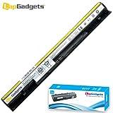 Lap Gadgets Laptop Battery For Lenovo Lenovo IdeaPad G505s Touch 4 Cell PN: L12L4A02 L12L4E01 L12M4A02 L12M4E01...