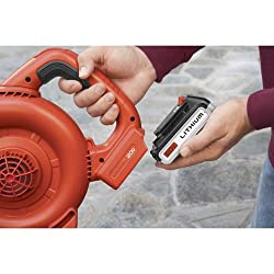 Black and Decker LSW20 Electric Leaf Blower
