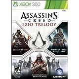 Assassins Creed Ezio Trilogy Xbox360