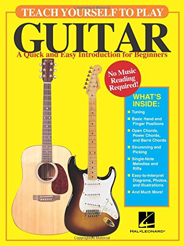Top 10 guitar for dummies