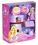 Disney Princess Little Kingdom MagiClip Rapunzel Playset