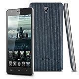 HOMTOM HT5 - Smartphone Libre Android 5.1 Lte 4G (5.0'' HD, Dual Sim, 16Gb, 1Gb Ram, HotKnot Otg, Quad Core, 8Mp), Albaricoque
