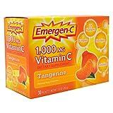 海外直送品 Alacer Emergen-C Alacer Emergen-C Tangerine, 30 packets