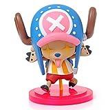 Anime Cartoon One Piece Chopper Dolls Toys Models Room Decors 15cm 3#