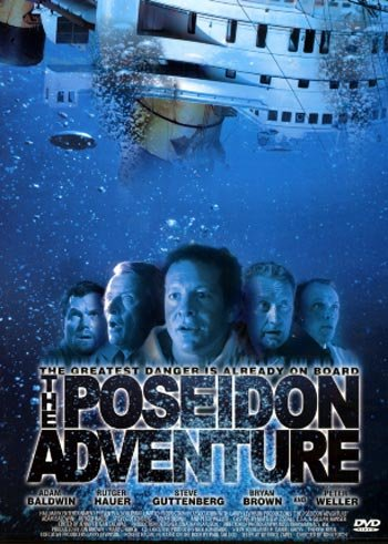 Poseidon Adventure -DVD - John Putch with Adam Baldwin and Rutger Hauer