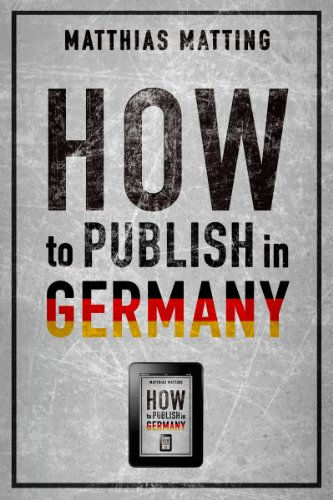 How-to publish in Germany