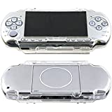 Common Byte Clear Crystal Snap On Hard Case Cover For Sony Psp Slim 2000/3000