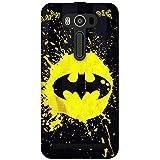 The Racoon Batman Printed Designer Hard Plastic Back Case For Asus Zenfone 2 Laser ZE550KL