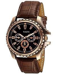 Veens Black Dial Mens Wrist Watch DW1154