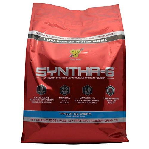 BSN Syntha-6 10.05 Lbs. - Vanilla Ice Cream