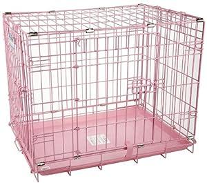 Amazon.com : Precision Pet SnooZZy 2-Door Baby Crate
