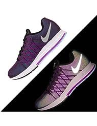 Nike Women S Air Zoom Pegasus 32 Flash Running Shoe - B00V42NGFO