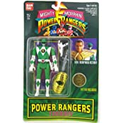 Mighty Morphin Power Rangers TOMMY THE GREEN RANGER 5 Action Figure (1994 BanDai)