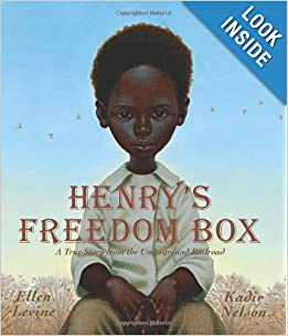 Book Review: Henry's Freedom Box