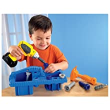 Fisher-Price Fisher-Price Drillin' Action Tool Set