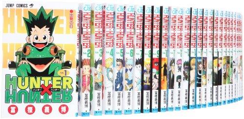 HUNTER×HUNTER(ハンター×ハンター) コミック 1-31巻 セット (ジャンプ・コミックス)