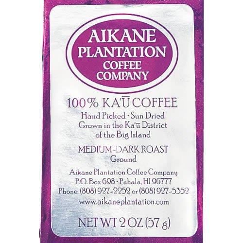 【ハワイ お土産】アイカネプランテーション・カウコーヒー3袋セット