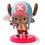 Anime Cartoon One Piece Chopper Dolls Toys Models Room Decors 15cm 7#