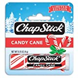 Chapstick Candy Cane Peppermint 0.15 Ounce (Pack Of 6)