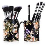 Clotho Beauty 7 Pcs Premium Synthetic Kabuki Makeup Brush Set Kit Cosmetics Foundation Blending Blush Eyeliner...