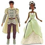Disney The Princess And The Frog Prince Naveen Doll And Princess Tiana Doll - 12 H