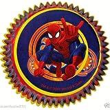 Wilton Standard Baking Cups Spider-Man 50-Pack