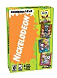 Nickelodeon 4-Pack Collection: Spongebob Squarepants Operation Krabby Patty / Rugrats All Growed-up / Wild Thornberrys Rambler / Jimmy Neutron Boy Genius vs Jimmy Negatron by THQ