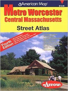Series: A. to Z. Street Atlas