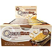 Quest Nutrition Quest Protein Bar Smores - 12 Bars