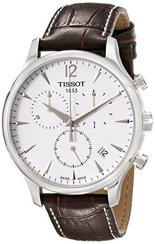[ティソ]TISSOT TRADITION Chronograph(トラディション クロノグラフ) T0636171603700 メンズ 【正規輸入品】