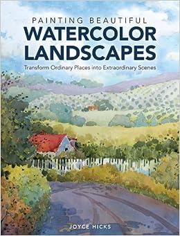 Watercolour Painting Art Books