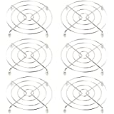 Embassy Stainless Steel Trivet / Table Ring, Round, Size Big (23 Cms) - Pack Of 6