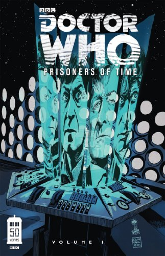 Kids on Fire: Doctor Who Graphic Novels