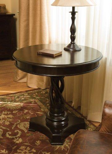 round table order online compare Raquelle Dark Round Table 30 Inch   Cecile E. Duncaneer round table order online