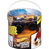 HOT WHEELS Monster Jam Mud Action Set(BJP71/BJP72) !COLOR MAY VARY!