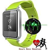 Fitness Tracker Smart Band Modroid Smart Wristband SmartWatch Smart Bracelet Fitness Activity Tracker Waterproof...