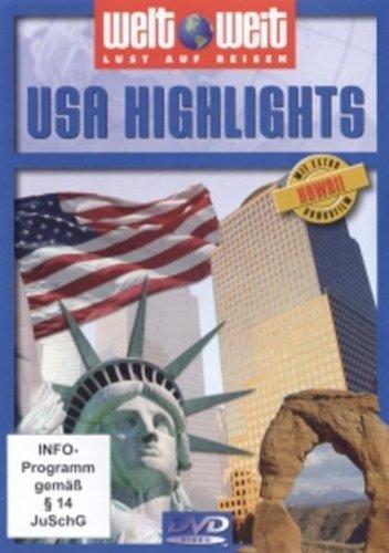 USA HIGHLIGHTS – Mit Bonusfilm HAWAII