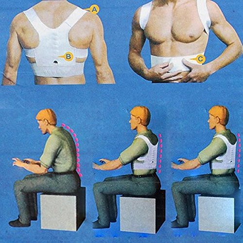 Back Shoulder Posture Support
