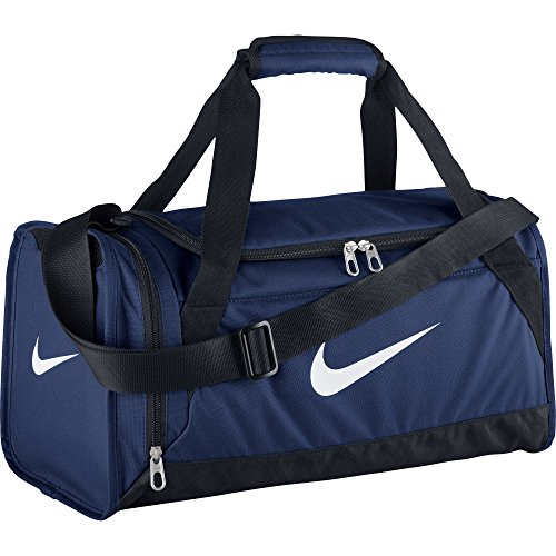 Nike Brasilia Sac de sport Deep Royal Blue/Black/White Taille 6
