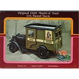 """1929 """"Model A"""" Ford U.S. Postal Truck Scale Model Replica"""