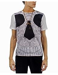 I AM TROUBLE BY KC Men's Crew Neck T-Shirt - B00XYFN1LS