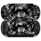 Sony Ps Vita Skin Skulls Confetti White By Wraptor Skinz