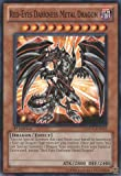 Yu-Gi-Oh! - Red-Eyes Darkness Metal Dragon (SDDC-EN013) - Structure Deck: Dragons Collide - 1st Edition - Common