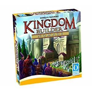Click to buy Kingdom Builder Board Game from Amazon!